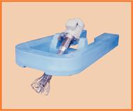 เครื่องปั่นน้ำ Aspirating / Jet Aerators Float Type