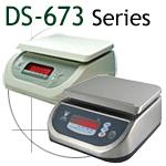 เครื่องชั่งดิจิตอล รุ่น DS-673 (SS)