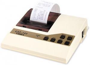 เครื่องพิมพ์สติกเกอร์และคำนวณบาร์โค้ด