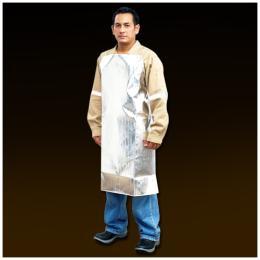 เสื้อโค้ทอลูมิเนียมกันความร้อน Apron Style