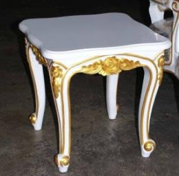 โต๊ะหลุยส์ ไม้สัก