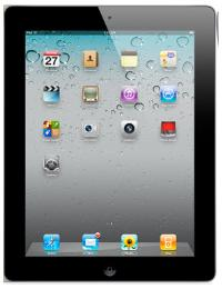 แท็บเล็ตiPad 2 64GB Wi-Fi 3G Black Model MC775TH