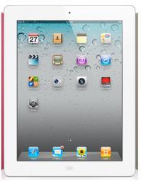 แท็บเล็ตiPad 2 64GB Wi-Fi 3G White Model MC984TH