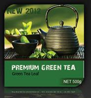 ใบชาเขียว