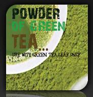 ผงชาเขียว