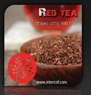 ใบชาแดง
