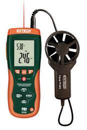 เครื่องมือวัดความเร็วลม EXTECH HD300