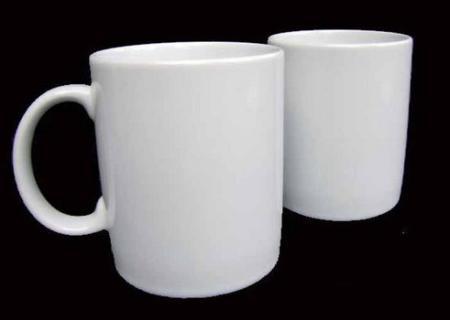 แก้วเซรามิค mug ทรงกระบอก A0002