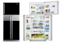 ตู้เย็น HITACHI R-W480TX ( 17.0 คิว/481 ลิตร )