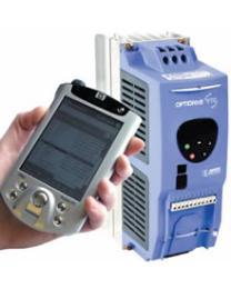 อุปกรณ์ควบคุมความเร็วรอบมอเตอร์ OPTIDRIVE VTC