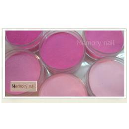 ผงปั้นนูน ปั้น3D ชุดเล็ก สีชมพูบานเย็น A011-01