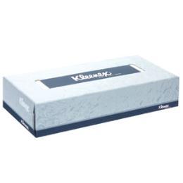 กระดาษเช็ดหน้า KLEENEX® 100 แผ่น