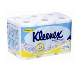 กระดาษเช็ดอเนกประสงค์ KLEENEX® 6 ม้วน