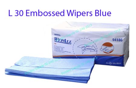 กระดาษเช็ด WYPALL L30 Embossed Wipers