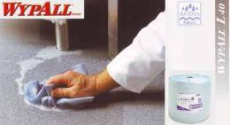 กระดาษเช็ด WYPALL L40