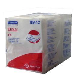ผลิตภัณฑ์เช็ด WYPALL  X70 Quarter Fold