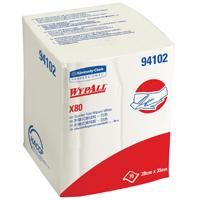 ผลิตภัณฑ์เช็ด WYPALL  X80 Towels