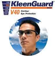 แว่นตา KleenGuard V40 Contour Eye Protection