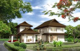 บ้านสำเร็จรูป แบบ Bali PK-32