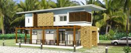แบบบ้าน Natural Modern Style
