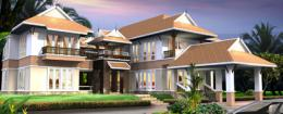 แบบบ้าน Oriental Style 2