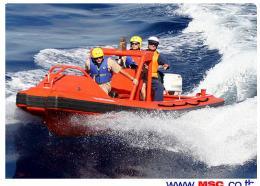 เรือชูชีพแบบปฏิบัติการช่วยเหลือฉุกเฉิน