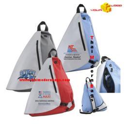 กระเป๋าสะพาย ทรงสามเหลี่ยม STB-005