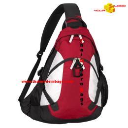 กระเป๋าสะพาย ทรงสามเหลี่ยม STB-010
