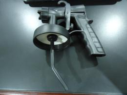 ชุดปืนพ่นสีหัวพลาสติก