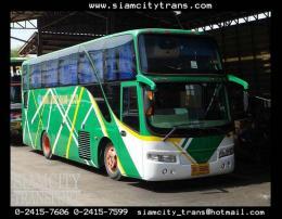 รถบัสปรับอากาศ 30 ที่นั่ง No.5