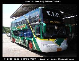 รถบัสปรับอากาศ 50 ที่นั่ง 8 ล้อ 2 ชั้น No.8