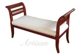 เก้าอี้ม้ายาว รหัส  3411 - 388