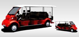 รถกอล์ฟ UNITED 11S