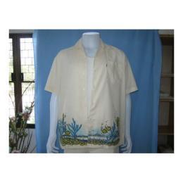 เสื้อเชิ้ตฮาวายพร้อมสกรีน 1899
