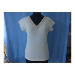 เสื้อเชิ้ตสตรีคอวี 1491