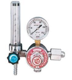 อุปกรณ์แก๊ส Gas Regulator รุ่น Argon/Co2