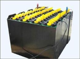 แบตเตอร์รี่ Forklift battery set