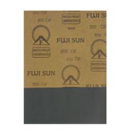 """กระดาษทรายน้ำ """"FUFI SUN'' ขนาด 9""""x11"""""""