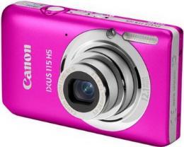 กล้องถ่ายรูปดิจิตอล แคนนอน รุ่น IXUS-115HS/PKO PK11