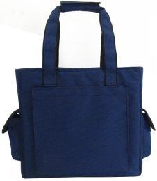 กระเป๋าช้อปปิ้งมีช่องใส่ของ 3 ช่อง