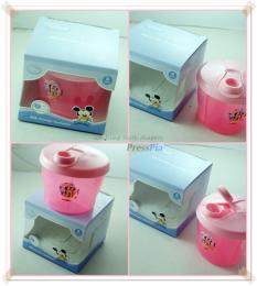 กล่องแบ่งนมผง Mickey Minnie