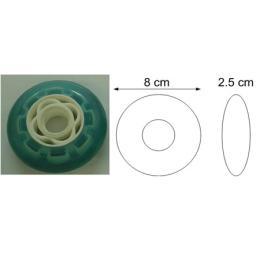 ล้อ Roller blade J4038 ขนาด 8 cm