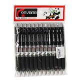 ปากกาเจล แพนด้า0.7 G-1219 สีดำ