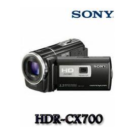 กล้องบันทึกวีดีโอ HDR-CX700