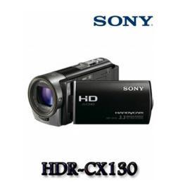 กล้องบันทึกวีดีโอ HDR-CX130