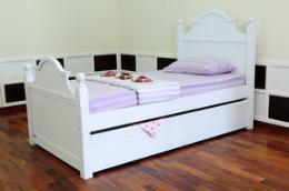 เตียงนอน3.5'+เตียงเสริมรุ่นอิสเบลล่า