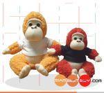 ตุ๊กตาขนสัตว์กอริลลาST010-001