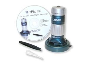 กล้องจุลทรรศน์ดิจิตอล Carson รุ่น zPix 200(MM-740)