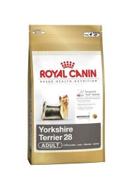 อาหารสุนัขพันธุ์ยอร์คไชร์ สูตรสุนัขโตเต็มวัย(เม็ดขนาด 1.5กก.)