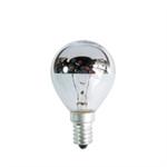 หลอดปิงปองฉาบปรอท 40 วัตต์ E14  MD-8741-bulb
